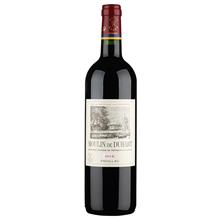 法国拉菲杜哈磨坊干红葡萄酒750ml