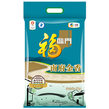 中粮福临门南府金香米5kg