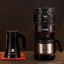 摩飞电器(MORPHY RICHARDS)家用美式全自动咖啡机MR1103