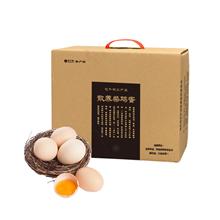 花千树柴鸡蛋30枚