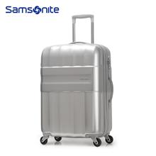 新秀丽Samsonite扩展旅行万向轮密码箱S43(20寸)