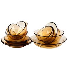 康宁百丽耐热玻璃泡沫十件组A-10D-A