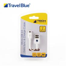 蓝旅TravelBlue微型USB 2.0充电数据线966