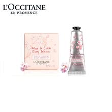 法国欧舒丹(L'OCCITANE)甜蜜樱花香氛皂50g+法国欧舒丹(L'OCCITANE)甜蜜樱花润