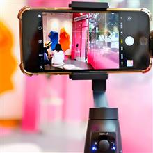 魔爪(MOZA)Mini-MI手持云台稳定器vlog视频直播无线充电手机稳定器