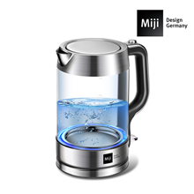 德国米技Miji电热水壶HK-6001(德国肖特玻璃)