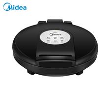 美的(Midea)家用双面悬浮煎黑色烤机电饼铛JHN30E(30CM)