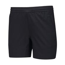 李宁女子跑步运动透气跑步梭织短裤AKSN222-1