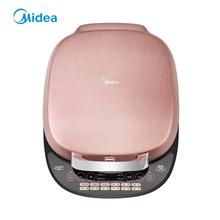 美的(Midea)家用全触控面板上下盘可拆卸早餐机电饼铛烙饼机煎烤机MC-JSY