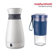 英国摩飞Morphyrichards便携式电热水壶MR6080+英国摩飞Morphyrichards