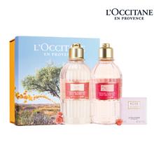 法国欧舒丹(L'OCCITANE)玫瑰之心沐浴啫喱250ml+法国欧舒丹(L'OCCITANE)玫瑰