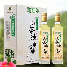 纳福尔山茶油精制万博官网manbetx(750mlx2)