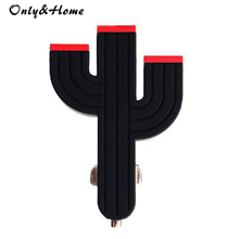 Only&Home仙人掌车载USB三充口KL-CC01