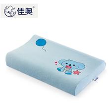 佳奥波浪形儿童乳胶枕基础款(6-16岁)