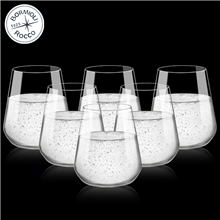 意纳多水晶水杯6件套波米欧利ACTB-S021Y(6只装)