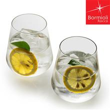 Inaltouno水杯2件套(矮杯)波米欧利ACTB-S100Y(2只装)