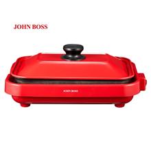 JOHNBOSS威尔-家用多功能电烧烤盘HE-JG15