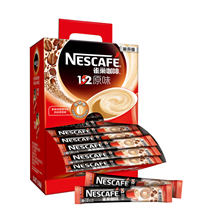 雀巢1加2原味咖啡15克x100袋