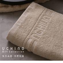 日本内野UCHINO素色静雅浴巾万博官网manbetxJD14672-N