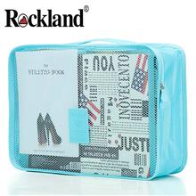 美国洛克兰ROCKLAND旅行收纳六件套洗漱包