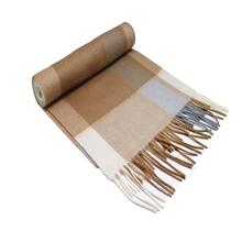 奥罗拉羊绒围巾R3-009(30×180cm)