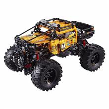 乐高LEGO科技机械组系列遥控4轮越野车42099